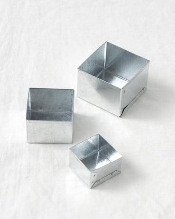 FOG LINEN WORK(フォグリネンワーク)  ボックス 3サイズ セット スクエア
