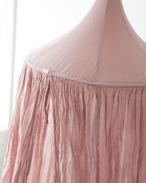 NUMERO 74  CANOPY SIMPLE SALOO キャノピー(S007 DUSTY PINK)