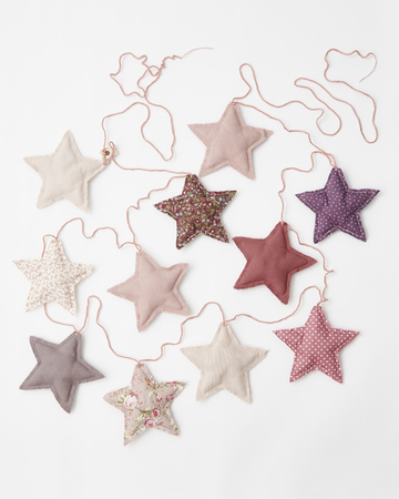 NUMERO 74 MINI STAR GARLAND スターガーランド(M004 MIX PINK)