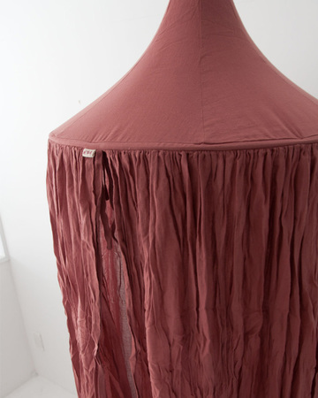 NUMERO 74  CANOPY SIMPLE SALOO キャノピー(S042 BAOBAB ROSE)